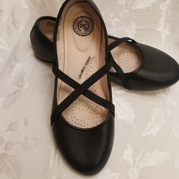 Sz 7M SO Authentic American Heritage Ballet Flats